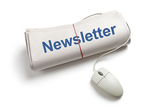 A look at newsletters as a marcomms tool