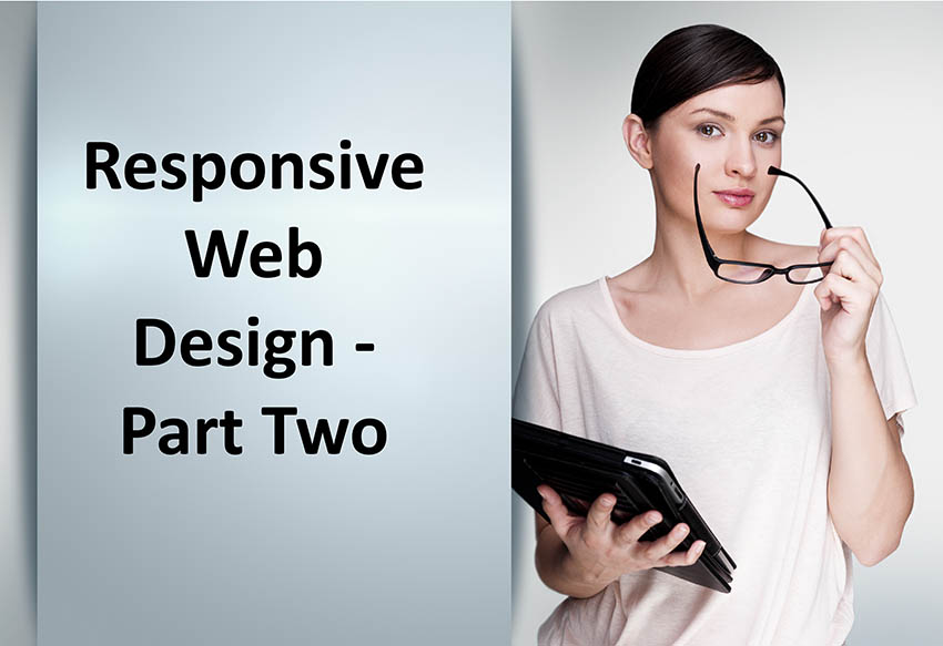 More on responsive website design