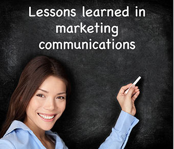 marketing communications lessons